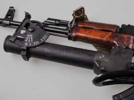 6433 Макет подствольного гранатомёта для АКМ