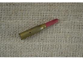 Учебный патрон 8х50-мм R Лебель с деревянной пулей