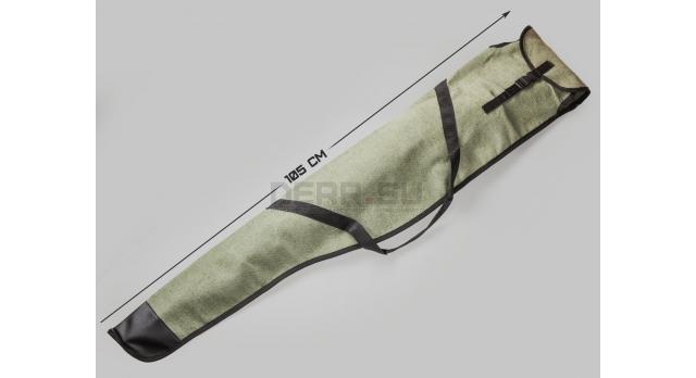 Чехол для оружия /  Военохот для карабина с оптическим прицелом брезентовый длинна 105 см [сн-307]