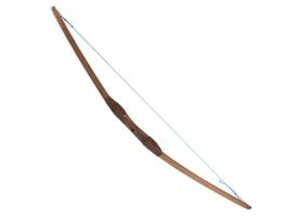 """Лук деревянный детский """"Спортивный"""", коричневый, массив ясеня, 95 см 1"""