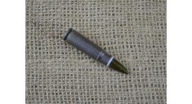 Редкий макет патрона 7.62х39-мм в алюминиевой гильзе