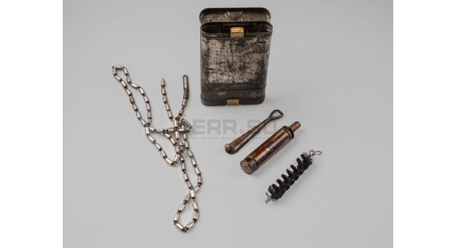 Комплект для чистки Mauser 98k / Оригинал с ранним шомполом [мау-27]