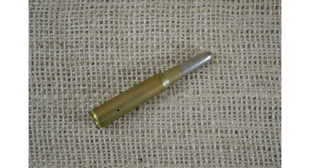 Макет патрона 7х57-мм Mauser. Мексика, 1939 год