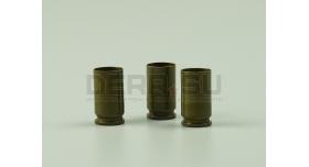 Гильзы 9х18-мм для пистолета ПМ / Лакированные с целым капсюлем [гил-29]