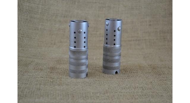 Насадка для стрельбы холостыми патронами из АК-74 (5,45х39-мм) / Для АК-74, АКСУ; резьба 24х1,5 [ак-55]