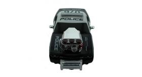 Р/У полицейская машина из серии &quotMuscle Сar&quot с гоночным Мотор. 1/16+свет+звук 3
