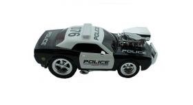 Р/У полицейская машина из серии &quotMuscle Сar&quot с гоночным Мотор. 1/16+свет+звук 9