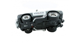 Р/У полицейская машина из серии &quotMuscle Сar&quot с гоночным Мотор. 1/16+свет+звук 13