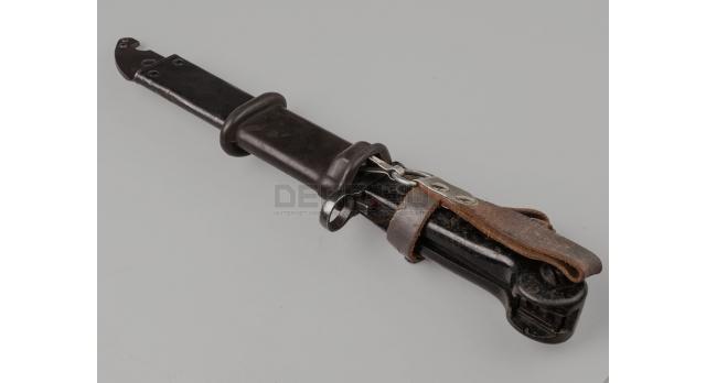 Штык-нож АК / Оригинал к автомату MPi KM/MPi AK 74N (ГДР) [хо-85]