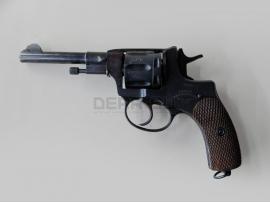 6586 Царский охолощённый револьвер Наган