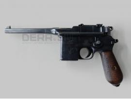 6590 Охолощённый пистолет Mauser C96