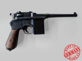 6592 Охолощённый пистолет Mauser C96