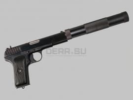 6594 Глушитель для пистолета ТТ