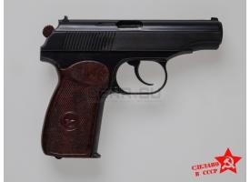 Охолощённый пистолет Макарова ранних выпусков (49-54 гг.)