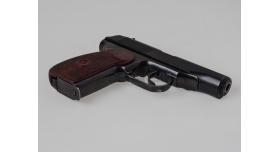 Охолощённый пистолет Макарова ранних выпусков (49-54 гг.) / ПМ-О (Фортуна) под холостой патрон 10х24-мм [пм-86]
