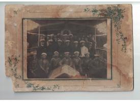 """Групповое фото моряков судна """"Болгарiя"""""""