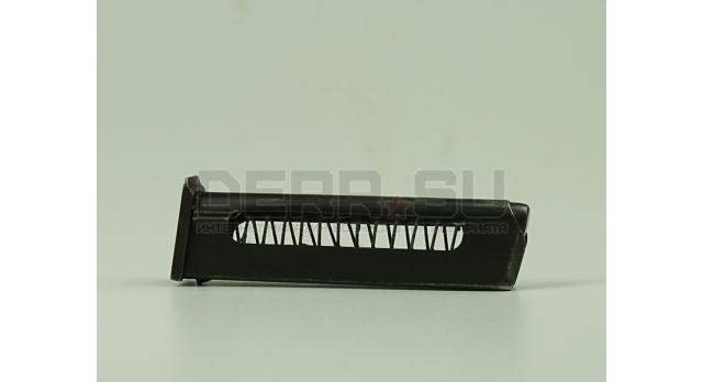 Магазин для пистолета ПМ / Образца 1954-55 гг с засечками [пм-1]