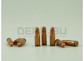 Учебные патроны 7.62х25-мм для ТТ,ППШ,ППС