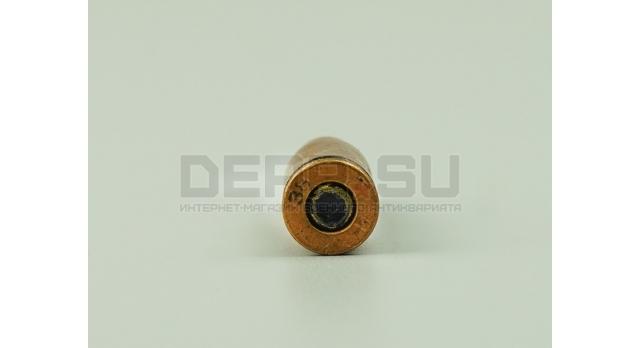 Учебные патроны 7.62х25-мм для ТТ,ППШ,ППС / Комплект из 8-ми патронов [тт-193]