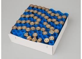 Гильзы 16 калибра / Новые Record 100 штук в коробке основание латунь 15 мм гильза пластик общая высота 70 мм [сиг-314]
