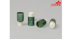 Сигнальный патрон 15 мм (СП-15)/ СП-15 зеленого огня армейские 10 шт упаковка [сиг-327]
