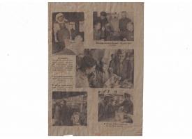 """Немецкая листовка """"Как фабрикуются басни о зверствах"""", 1943 год"""