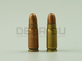 669 Учебные патроны 7.62х25-мм для ТТ,ППШ,ППС