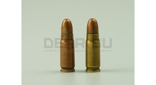 Учебные патроны 7.62х25-мм для ТТ,ППШ,ППС / СССР с ранним клеймом [тт-9]
