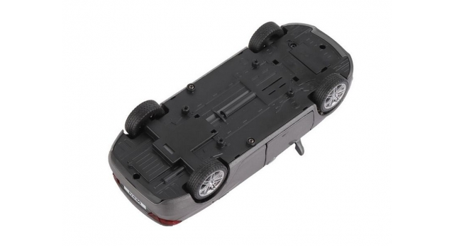 Машина &quotАВТОПАНОРАМА&quot LADA VESTA седан, 1/24,  серый, свет. звук. эффекты, в/к 24,5*12,5*10,5 см 3