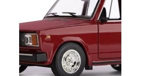 Машина &quotАВТОПАНОРАМА&quot ВАЗ 2104, 1/24, бордовый, инерция, в/к  24,5*12,5*10,5 см 7