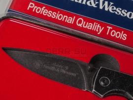 6737 Сувенирный набор ножей «Protected by Smith & Wesson» к 150-летию компании