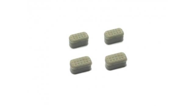 Резиновые ножки шасси для SYMA W1, комплект 4шт. 1