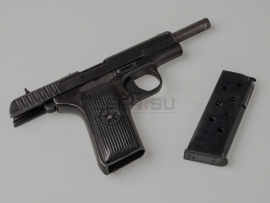 6753 Охолощённый пистолет ТТ-С (Тульский Токарева Сигнальный)
