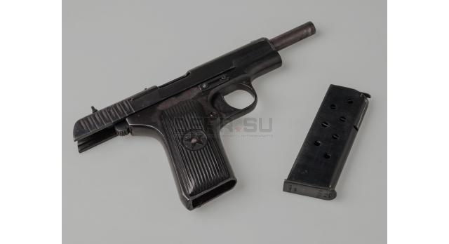 Охолощённый пистолет ТТ-С (Тульский Токарева Сигнальный)