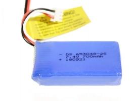 Аккумулятор Li-Po 700mAh, 7,4V для катера Feilun FT007 1