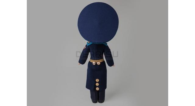 Сувенирная кукла «ВВС» / Генерал-майор в фуражке [п-133]