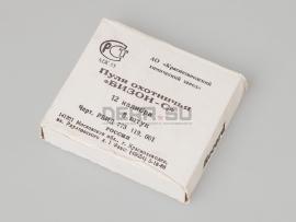 6777 Пуля «Бизон» КХЗ 12 калибра для гладкоствольных патронов