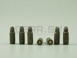 678 Холостые патроны 7.62х25-мм для ТТ,ППШ,ППС