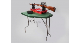 Стрелковый стол MTM / Быстрораскладной; Размеры поверхности: 90х7-см [PST-11]