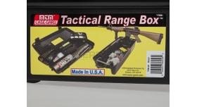 Кейс для обслуживания и чистки оружия MTM / Двухсекционный под винтовку AR-15 в .223 калибре [TRB-40]