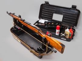 6829 Кейс для обслуживания и чистки оружия MTM