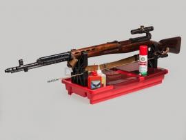 6843 Портативный центр обслуживания и чистки оружия MTM