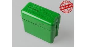 Коробка-патронташ на 20 патронов 7,62х39 / 5,45х39 / Зелёная под 5,45х39-мм [RS-20-10]