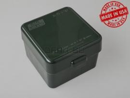 6875 Коробка для патронов «Магнум» 12 и 10 калибров MTM S25-12M