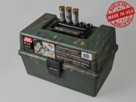 6889 Кейс для 100 патронов 12 калибра MTM SF-100-12