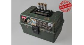 Кейс для 100 патронов 12 калибра MTM SF-100-12