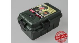 Водонепроницаемый бокс для документов, электроники | Зелёный 24х19х12-см [S1074-11]