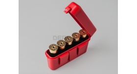 Коробка-патронташ на 5 патронов 12 калибра MTM S-5-30