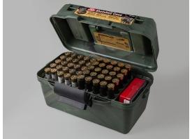 Кейс для патронов пластиковый MTM SF100D Deluxe Shotshell Case / Под 12,16,20 калибры новый [мт-414]