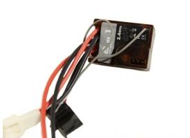 Приемник р/у 2в1 2,4GHz для автомоделей Himoto E18 1